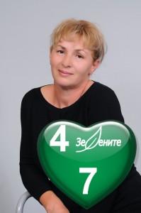 Лазарина Искренова